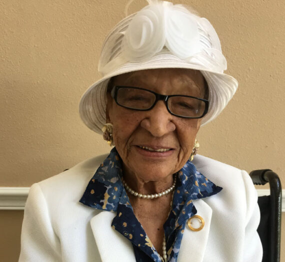 Miss Odile is 111!