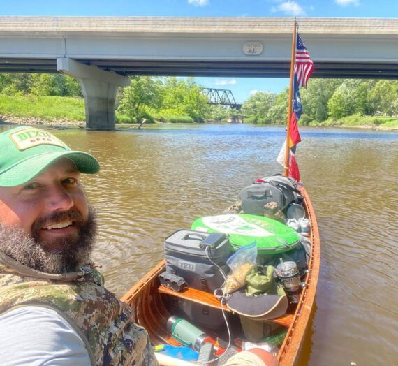 Paddling the Mississippi: Hot As Louisiana… (Part 2)