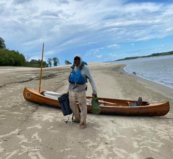 Paddling the Mississippi:   Traumatizing Moments…(Part 3)