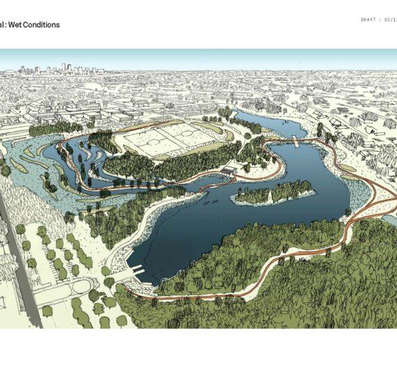 Gretna City Park Visions…